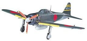 Hasegawa Mitsubishi A6M5 Zero Fighter Type 52 (Zeke) Plastic Model Airplane Kit 1/72 Scale #00452