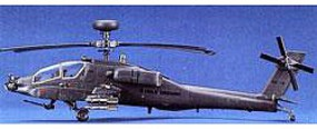 Hasegawa AH64 Longbow Helicopter Plastic Model Helicopter Kit 1/72 Scale #00536