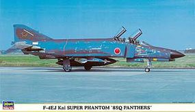 Hasegawa F-4EJ Kai Super Phantom 8SQ Panthers Ltd Plastic Model Airplane Kit 1/72 Scale #00637