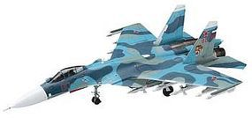 SU-33 Flanker D Plastic Model Airplane Kit 1/72 Scale #01565