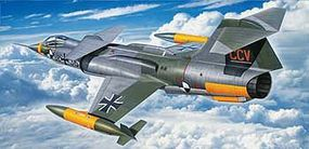 Hasegawa F-104G Starfighter CCV Limited Edition Plastic Model Airplane Kit 1/72 Scale #01987
