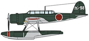 Hasegawa Aichi E13A1 Type O Jake 11 with Catapult Plastic Model Airplane Kit 1/72 Scale #0221