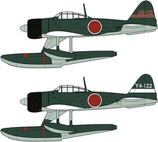 Hasegawa Nakajima A6M2 Type 2 Fighter Seaplane 2 Kit Plastic Model Airplane Kit 1/72 Scale #02220