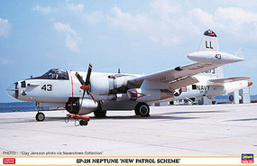 Hasegawa SP-2H Neptune Patrol Scheme Plastic Model Airplane Kit 1/72 Scale #02258