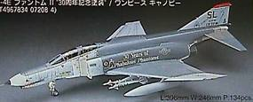 Hasegawa F-4E Phantom II One Piece Canopy Plastic Model Airplane Kit 1/48 Scale #07208
