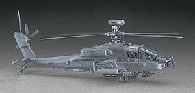 Hasegawa AH-64D Apache Longbow Plastic Model Helicopter Kit 1/48 Scale #07223