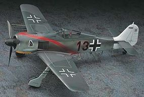 Hasegawa Focke Wulf FW190A-5U12 With Gun Pack LTD Plastic Model Airplane Kit 1/48 Scale #07320