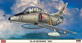 Hasegawa TA-4F Skyhawk FAC LTD Plastic Model Airplane Kit 1/48 Scale #07327