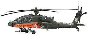 Hasegawa AH-64D Apache Netherlands Limited Plastic Model Helicopter Kit 1/48 Scale #07336
