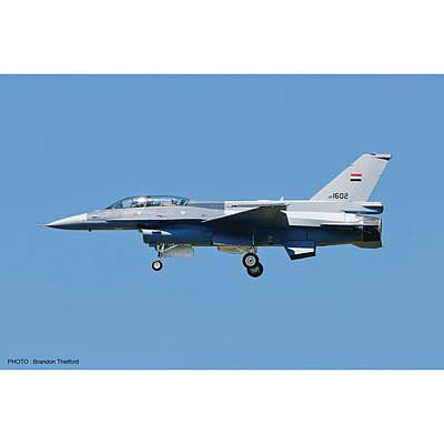 Hasegawa F-16IQ Iraqi Air Force Fighting Falcon -- 1/48 Scale Plastic Model Airplane -- #07412