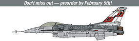Hasegawa F-16 Fighting Falcon CFT Plastic Model Airplane Kit 1/48 Scale #07429