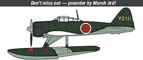 Hasegawa Nakajima A6M2-N Type 2 Fighter Seaplane Rufe Plastic Model Airplane Kit 1/48 Scale #07430