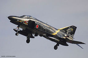 Hasegawa F-4EJ Phantom II ADTW 60th Anniversary Plastic Model Airplane Kit 1/48 Scale #07437