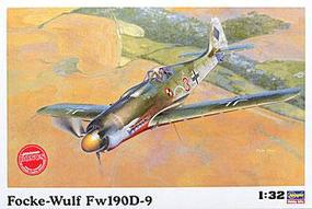 Fockewulf Fw190D-9 Plastic Model Airplane Kit 1/32 Scale #08069