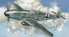 Hasegawa Bf109F4/B Jabo Luftwaffe Bomber/Fighter Plastic Model Airplane Kit 1/32 Scale #08228