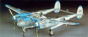 Hasegawa P38J Lightning Aircraft Plastic Model Airplane 1/48 Scale #09101