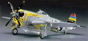 Hasegawa P-47D Thunderbolt Plastic Model Airplane Kit 1/48 Scale #09140