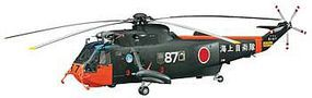 Hasegawa S-61A Seaking Antarctica Observ Shirase Ltd Plastic Model Helicopter Kit 1/48 Scale #09931
