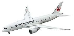 Hasegawa JAL B787-8 Plastic Model Airplane Kit 1/200 Scale #10717
