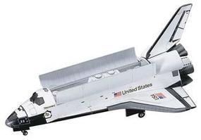 Hasegawa Space Shuttle Orbiter Plastic Model Space Shuttle Kit 1/200 Scale #10730
