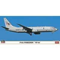 Hasegawa P-8A Poseidon VP16 Limited Edition Plastic Model Airplane Kit 1/200 #10811