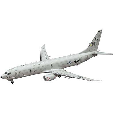 Hasegawa P-8A Poseidon VP-45 Pelicans -- Plastic Model Airplane Kit -- 1/200 Scale -- #10814
