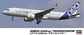 Hasegawa Airbus A320ne Demonstrator Commercial Airliner Plastic Model Airplane Kit 1/200 #10823