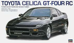 Hasegawa Toyota Celica GT-Four RC Limited Edition Plastic Model Car Kit 1/24 Scale #20255
