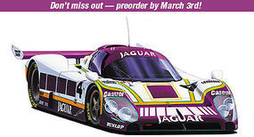 Hasegawa Jaguar XJR-8 LM Plastic Model Car Kit 1/24 Scale #20272