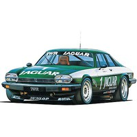 Hasegawa Jaguar XJ-S H.E. Tom Walkinshaw Racing Plastic Model Car Kit 1/24 Scale #20305