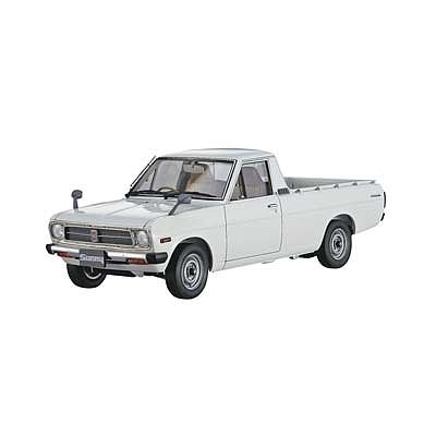 Hasegawa Nissan Sunny Truck Long Bed Deluxe -- Plastic Model Truck -- 1/24 Scale -- #21120
