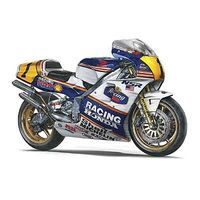 Hasegawa Honda NSR500 1989 GP500 Champion Plastic Model Motorcycle 1/12 Scale #21504