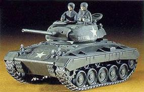 Hasegawa M24 Chaffee Light Tank Plastic Model Tank Kit 1/72 Scale #31119