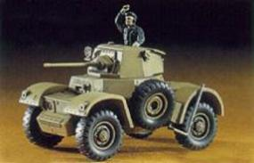 Hasegawa Armoured Car Daimler Mk.II Plastic Model Armoured Car Kit 1/72 Scale #31124