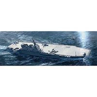 Hasegawa JMSDF DDH183 Izumo Helicopter Destroyer Plastic Model Military Ship Kit 1/700 Scale #49031