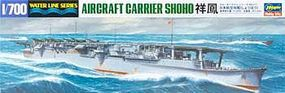 Hasegawa IJN Shoho Plastic Model Aircraft Carrier Kit 1/700 Scale #49217
