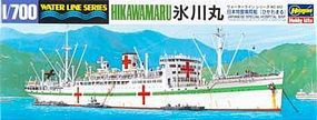 Hasegawa IJN Hospital Ship Hikawamaru Plastic Model Military Ship 1/700 Scale #49502