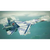Hasegawa Su-33 Flanker D - Ace Combat Scarface Plastic Model Airplane Kit 1/72 Scale #52132