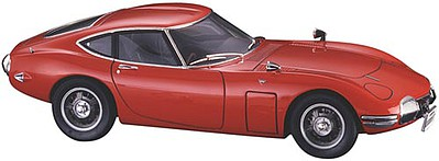 Toyota 2000GT Plastic Model Car Kit 1/24 Scale #52166