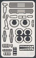 Hasegawa PE Parts Subaru Impreza WRC 05 Plastic Model Vehicle Parts 1/24 Scale #72108