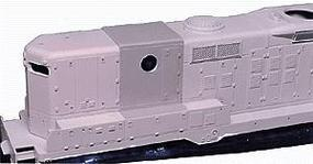 Hi-Tech HO Diesel Proto 2000 UP/PRR EMD GP9 B Unit Cab Kit
