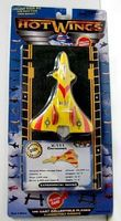 Hot-Wings X111 Conquest Experimental Plane Diecast Model Airplane Misc Scale #12104