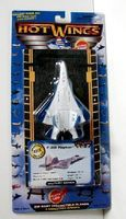 Hot-Wings F117 (Black) Military Plane Diecast Model Airplane Misc Scale #14103