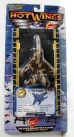 Hot-Wings F15 (Brown Camo) Military Plane Diecast Model Airplane Misc Scale #14110