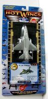 Hot-Wings F16 Military Plane Diecast Model Airplane Misc Scale #14119