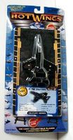 Hot-Wings F18 (Black) Military Plane Diecast Model Airplane Misc Scale #14145