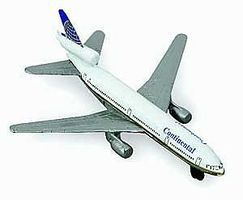 Hot-Wings DC10 Continental Airlines Airliner (Re-Issue) Diecast Model Airplane Misc Scale #15110