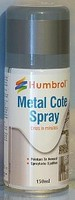 Humbrol 150ml Acrylic Metalcote Polished Aluminum Spray