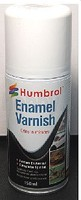 Humbrol 150ml Enamel Satin Varnish Spray