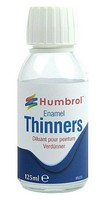 Humbrol 125ml. Bottle Enamel Thinner
